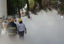 22 patients died due to oxygen leak in Nashik hospital
