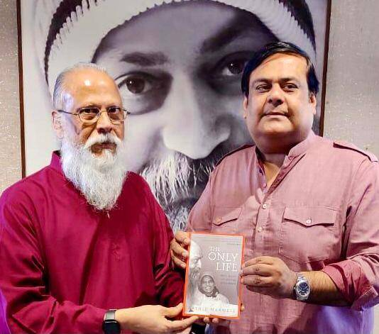 Rahul Mittra to make series on Osho's first secretary Ma Laxmi