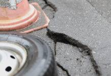 Earthquake of 5.8 magnitudes in Miyagi province of Japan