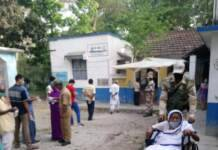 80.43 percent polling in the second phase of the assembly elections in Bengal