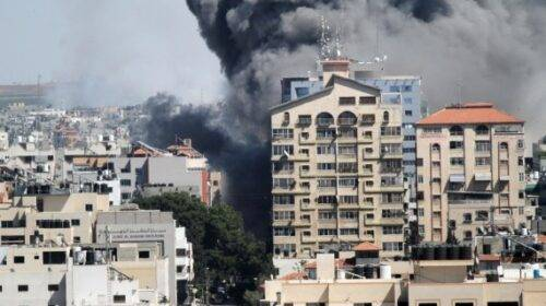 Security Council Appeals to End Israel-Palestine Violence