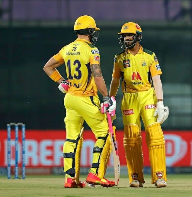 IPL table: Chennai topped, Punjab reached number five