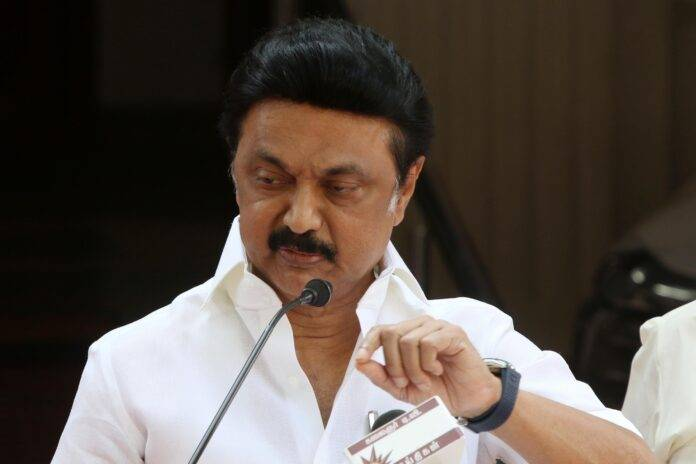 Chief Minister Stalin and 33 ministers took an oath