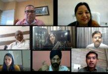 NDMC organises a webinar on How to make smart videos for online learning and teaching
