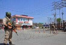 Covid curfew extended till May 24 in Jammu and Kashmir