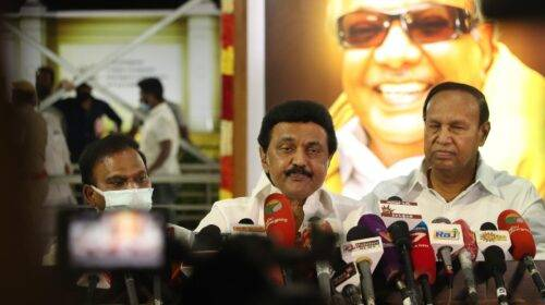 The new government of Tamil Nadu will be inclusive and public: Stalin