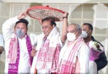 Himanta Biswa Sarma will take over as Assam's 15th Chief Minister on Monday