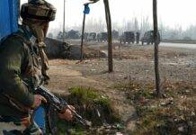 Terrorist killed in Anantnag encounter