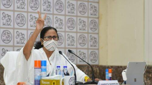 Mamta dedicates victory to people, the party said, do not speculate on Nandigram