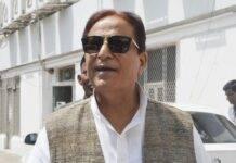 SP MP Azam's condition serious, son's health improves