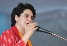 UP government snatching teachers' honor after death: Priyanka