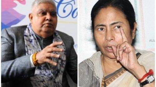 The Governor of Bengal told Mamta, follow the rule of law
