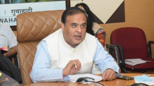 Himanta Biswa Sarma will be the new Chief Minister of Assam