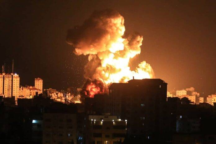 Israel committed to continuing operation on Gaza: Netanyahu