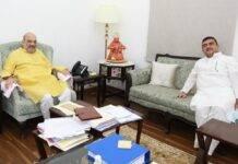 Suvendu Adhikari reached Delhi to meet Amit Shah