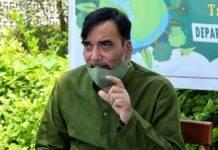 Target to plant 33 lakh saplings in Delhi