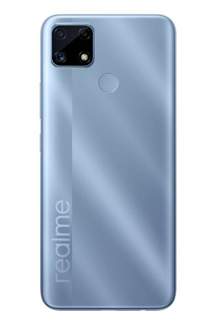 Realme launches new entry-level smartphone in India
