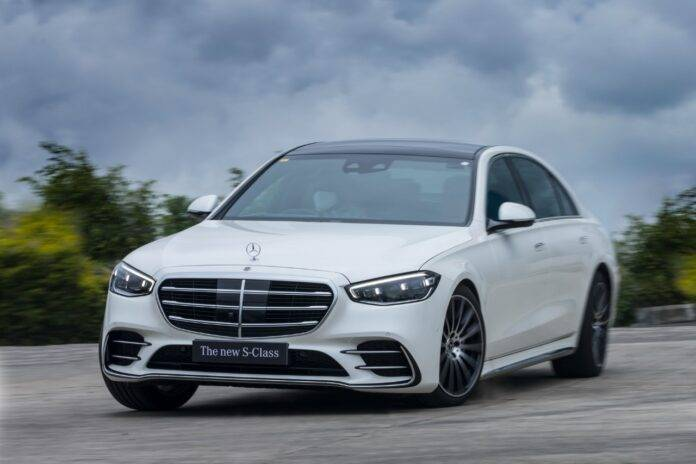 Mercedes-Benz India launches the seventh generation of the S-Class