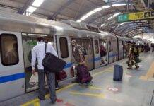 Metro will resume once Delhi is partially unlocked