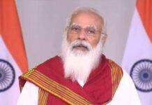 PM Modi announced free food grains till Diwali and free vaccine to 18 plus