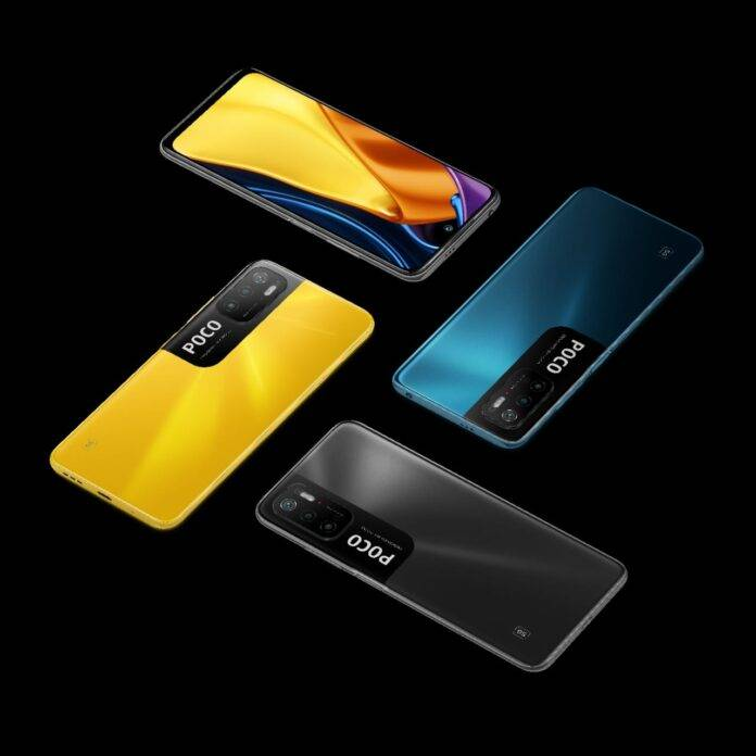 Poco a unveils its first 5G smartphone in India