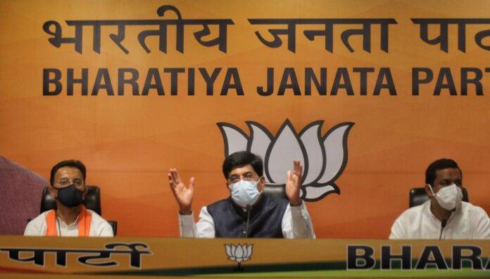 BJP's mission 2022 begins in UP with the joining of Jitin Prasada