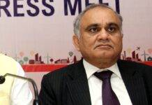 Former IAS officer Anoop Chandra Pandey takes over as Election Commissioner