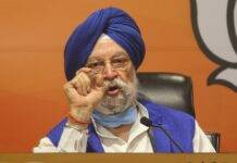 Hardeep Puri gets Petroleum Ministry, Meenakshi Lekhi becomes Minister of State for External Affairs