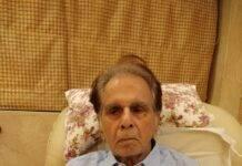 Veteran Bollywood actor Dilip Kumar passes away