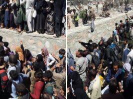 Explosion at Kabul Airport, 11 killed