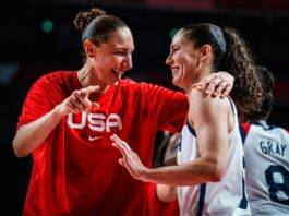 Olympics (Basketball): American women win a seventh consecutive gold medal