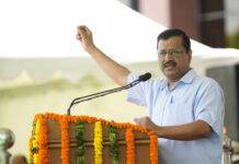 *The Delhi Model is world renowned for innovation in governance, thanks to the dedication and efforts of the 2 crore people of Delhi:  Kejriwal