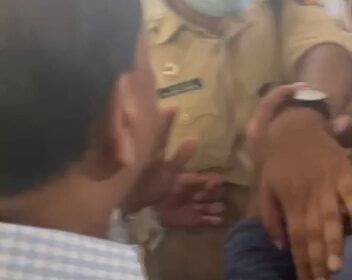Maharashtra Police Arrests Union Minister For 'Slapping Statement' On CM