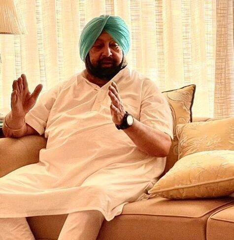 Sidhu is anti-national, will fight if he is made CM: Amarinder