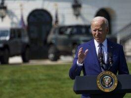 Biden told those who did not get the vaccine – 'We are all paying the price for your refusal'